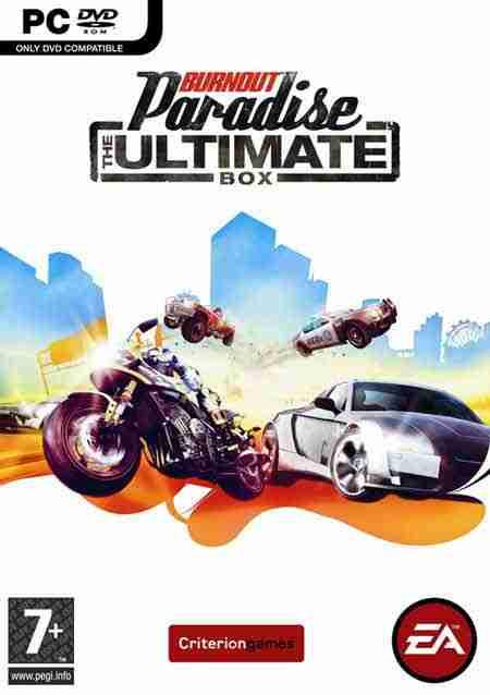Descargar Burnout Paradise The Ultimate Box [MULTI12][PROPHET] por Torrent